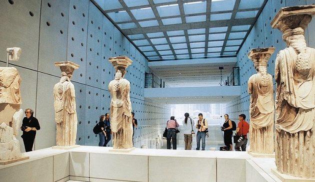 Κοσμοσυρροή στα μουσεία – Αύξηση 26% του αριθμού των επισκεπτών