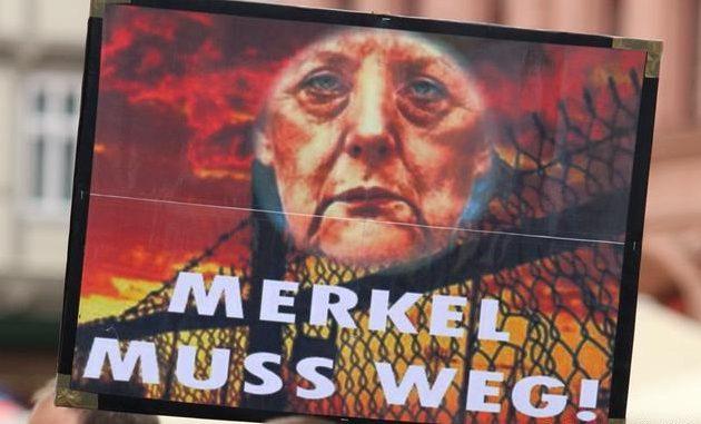 DW: Αγωνία της Μέρκελ για τις εκλογές – Η γερμανική κοινωνία είναι απογοητευμένη και… βράζει
