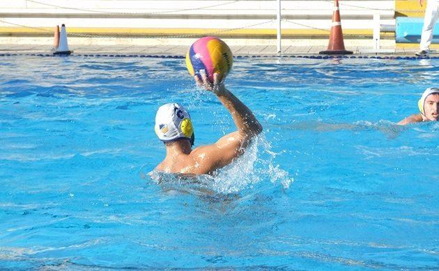 Πανηγυρική πρόκριση της εθνικής Εφήβων υδατοσφαίρισης στην 8άδα – Νίκησε την Τουρκία 9-7