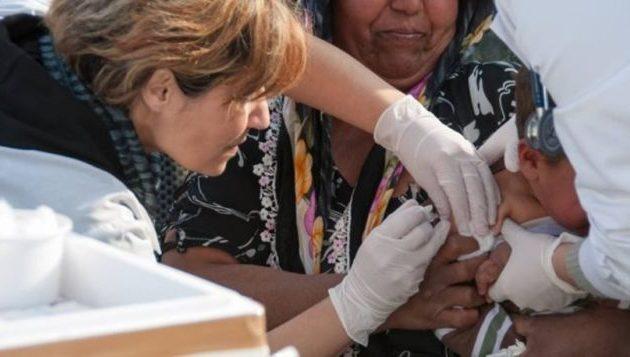 Καθολικός εμβολιασμός Ρομά που διαμένουν σε καταυλισμούς στο Λεκανοπέδιο για την ιλαρά