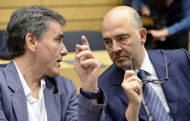 Μοσκοβισί: «Ιστορική στιγμή» – «Το Grexit ανήκει στο παρελθόν – Δεν θα υπάρξει νέο μνημόνιο»