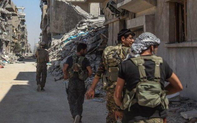 Οι Κούρδοι συνέλαβαν Πορτογάλο σημαντικό στέλεχος του Ισλαμικού Κράτους
