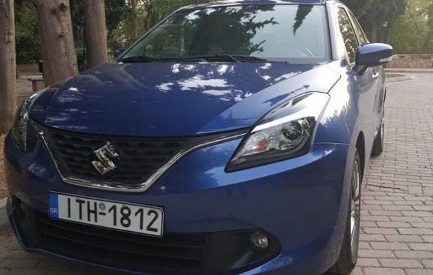 Εάν ψάχνετε για ένα άνετο και αξιόπιστο αυτοκίνητο ρίξτε μια ματιά στο νέο Suzuki Baleno