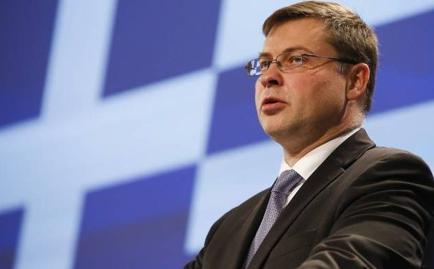 Ντομπρόφσκις: Τελική συμφωνία μέχρι τον Ιούνιο και για το χρέος