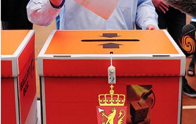 Ποιος κερδίζει τις βουλευτικές εκλογές στη Νορβηγία