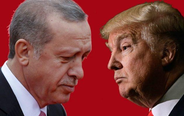 Bloomberg: Αν χάσει ο Τραμπ θα «ηττηθεί» και ο Ερντογάν