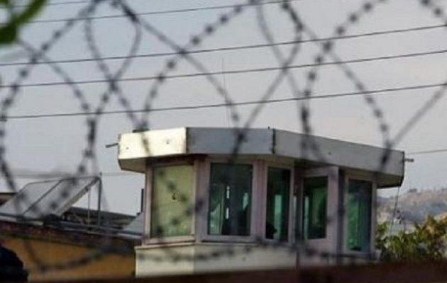 Δραπέτευσαν δύο Τούρκοι ισοβίτες από τις φυλακές Κασσάνδρας