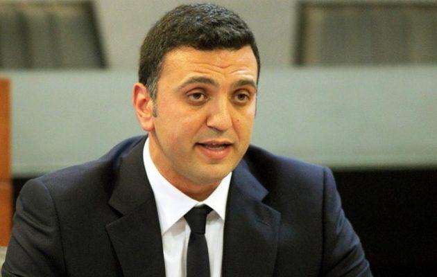 Κοροναϊός: Ο Βασ. Κικίλιας προειδοποίησε με μέτρα κατά της διασποράς ψευδών ειδήσεων