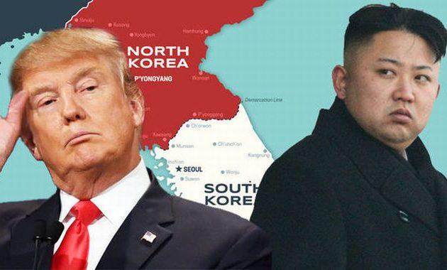 Οι ΗΠΑ επέβαλλαν κυρώσεις σε μια κινεζική και μια ρωσική εταιρεία για σχέσεις με τη Βόρεια Κορέα