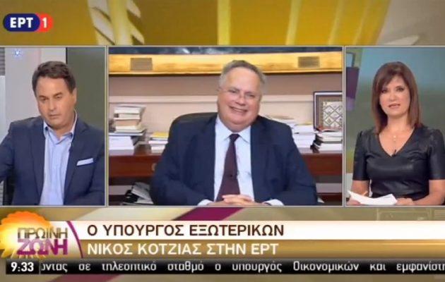 Ο Νίκος Κοτζιάς έστειλε τελεσίγραφο στα Τίρανα: Η ελληνική μειονότητα υπό την προστασία Ελλάδας, ΕΕ και ΗΠΑ