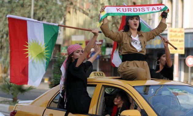 """Δημοψήφισμα Κουρδιστάν: 93% """"ΝΑΙ"""" στην ανεξαρτησία από το Ιράκ"""