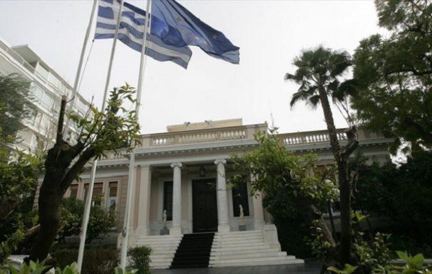 Μαξίμου: Ο καημός του Μητσοτάκη είναι να αποσυρθεί ο Τσίπρας – Μάλλον εκείνος θα αποσυρθεί