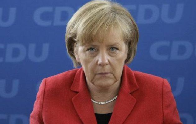 Ξεφεύγει η κατάσταση – Το τουρκικό ΥΠΕΞ κατηγόρησε τη Μέρκελ ότι υποστηρίζει την τρομοκρατία