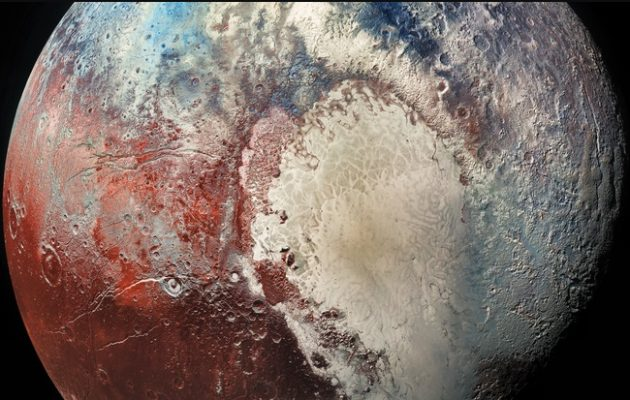Μια πρωτοποριακή πρόταση για την εξερεύνηση του πλανήτη Πλούτωνα
