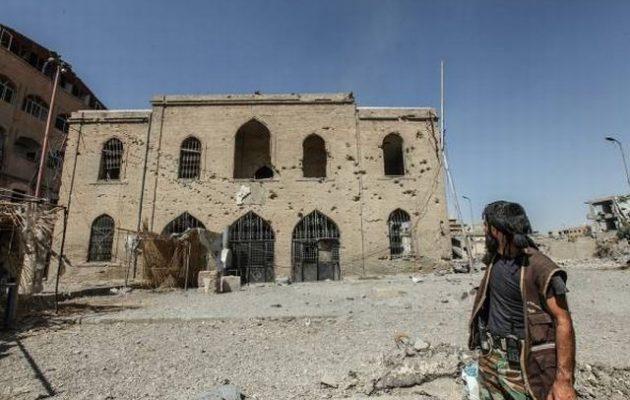 Οι Κούρδοι απελευθέρωσαν το Μουσείο της Ράκα από το Ισλαμικό Κράτος – Τα πάντα λεηλατημένα