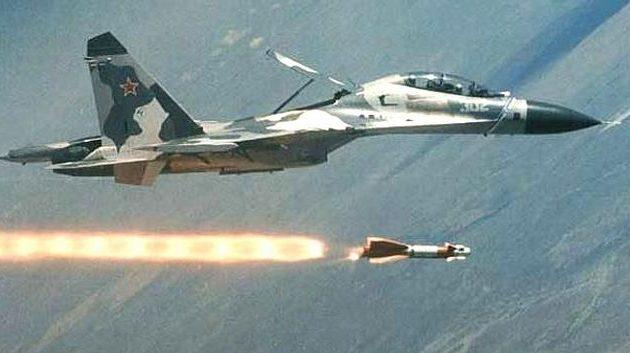 Οι Ρώσοι σφυροκόπησαν ανηλεώς το Ισλαμικό Κράτος στην έρημο της Συρίας
