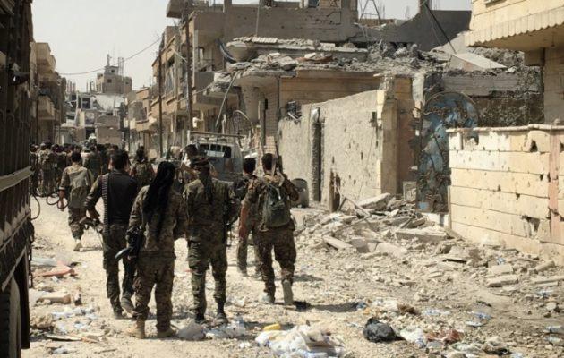 Οι Κούρδοι θέλουν να παραδώσουν στη Γαλλία τους υπηκόους της τζιχαντιστές που αιχμαλώτισαν
