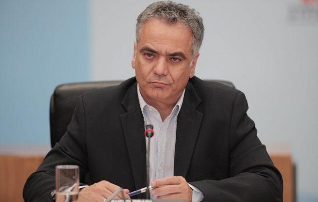 Σκουρλέτης: Λογικές «Μαυρογιαλούρου» στην κυβέρνηση – Ξαναγυρνάμε σε εποχές πρώτου μνημονίου –