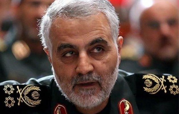Οι Φρουροί του Ιράν συλλαμβάνουν μιντιακούς ακτιβιστές επειδή δεν αναφέρουν ως «μάρτυρα» τον Σολεϊμανί