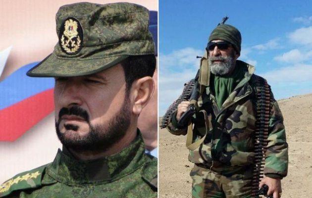 Στρατηγοί Σουχεΐλ Σαλμάν Αλ Χασάν απελευθερωτής της Ντέιρ Αλ Ζουρ και Ισάμ Ζαχρεντίν ο υπερασπιστής