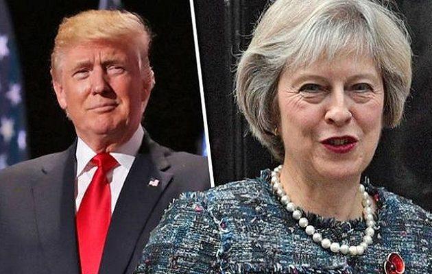 Τι είπε ο Τραμπ για τις εξελίξεις για το Brexit