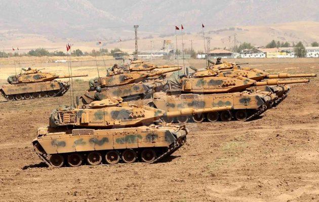 Η Τουρκία προετοιμάζεται για εισβολή στο ιρακινό Κουρδιστάν – Κίνδυνος παγκόσμιας ανάφλεξης