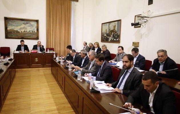 «Καίει» τον βουλευτή Σαλμά η κατάθεση του αντιπροέδρου του ΕΟΠΥΥ στην Εξεταστική