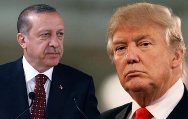 Ο Τραμπ «ξεδόντιασε» τον Ερντογάν και αμυντικά – Πάγωσε την παράδοση των F-35 στην Τουρκία
