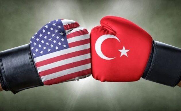 Στα…Τάρταρα η τουρκική λίρα μετά την κλιμάκωση της έντασης με τις ΗΠΑ