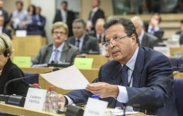 Δεν έχετε λίγη τσίπα στη ΝΔ; Ο Κύρτσος είπε στις Βρυξέλλες ότι τα F-16 μας θα τα πληρώσουν οι Ευρωπαίοι φορολογούμενοι