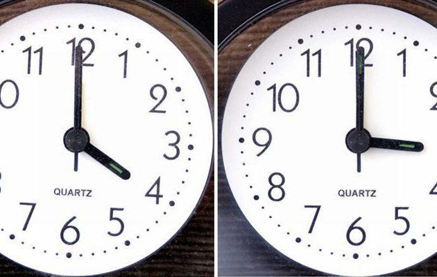 Αλλάζει η ώρα την Κυριακή – Τι προβλέπεται για τις αλλαγές ώρας στο μέλλον