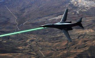 """""""Πόλεμος των Άστρων"""": Η Lockheed Martin θα καταρρίπτει πυραύλους με λέιζερ"""