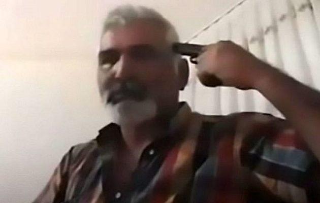 Αυτοκτόνησε σε ζωντανή σύνδεση γιατί η κόρη του παντρεύτηκε χωρίς να τον ρωτήσει! (βίντεο)