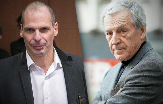 Ο Κώστας Γαβράς θα κάνει ταινία το βιβλίο του Γιάνη Βαρουφάκη «Ανίκητοι ηττημένοι»