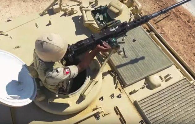 Σκληρή μάχη με τζιχαντιστές της Χάσεμ στη δυτική έρημο της Αιγύπτου – Πολλοί νεκροί και τραυματίες