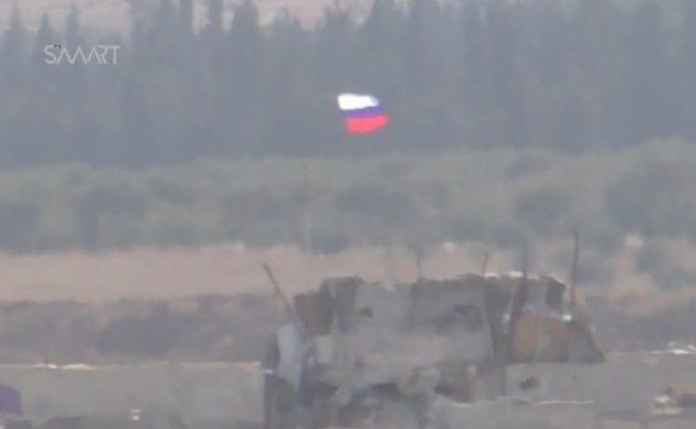 Οι Κούρδοι παρέδωσαν στρατιωτικό αεροδρόμιο στη βορειοδυτική Συρία στους Ρώσους