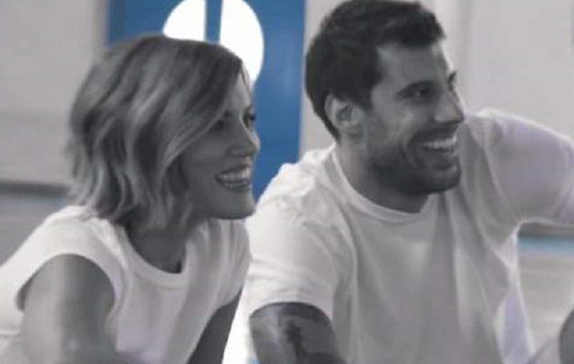 Tι τρέχει με τη Μαίρη Συνατσάκη και τον Γιώργο Πρίντεζη; (βίντεο)