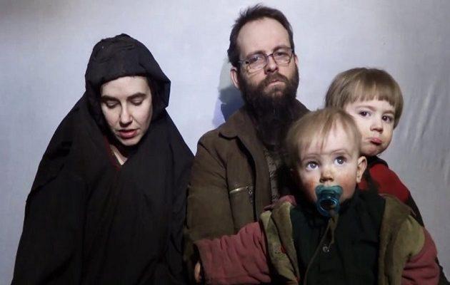 Πακιστανοί στρατιώτες απελευθέρωσαν οικογένεια που είχαν αιχμαλωτίσει οι Ταλιμπάν