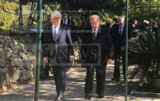 Τελειώνει η υπομονή της Ελλάδας με την Αλβανία – Παυλόπουλος: «Δεν πρόκειται να μείνουμε απαθείς»