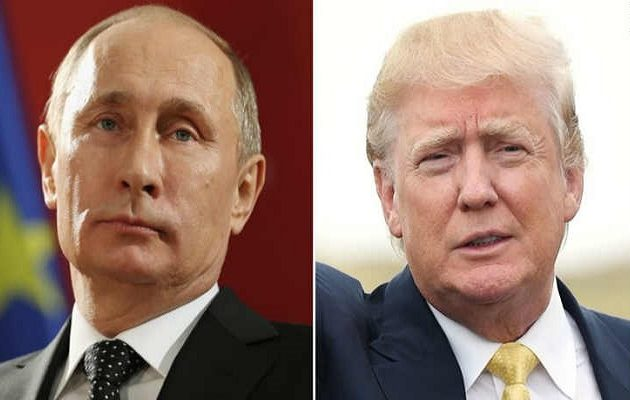 Ο Πούτιν θέλει να συναντήσει τον Τραμπ στο Παρίσι στις 11 Νοεμβρίου