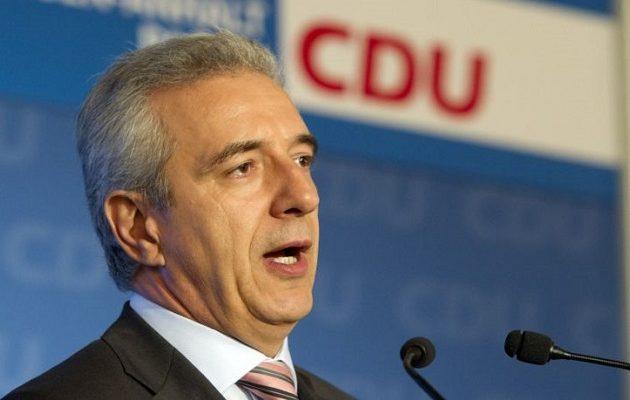 Παραιτείται τον Δεκέμβρη ο πρωθυπουργός της Σαξονίας