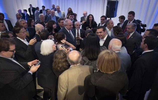 Τσίπρας στον κυβερνήτη Ιλινόις: Η Ελλάδα έχει ανακάμψει δυναμικά – Προτεραιότητα οι επενδύσεις