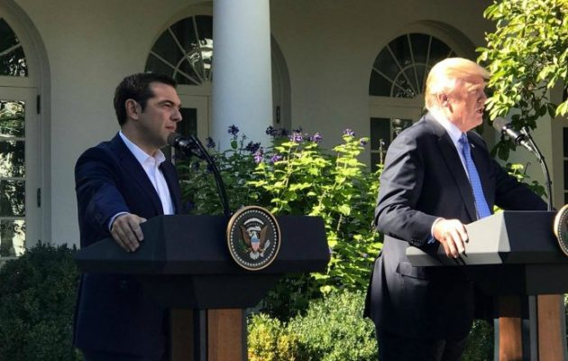 Τραμπ: Αξιόπιστη λύση για το χρέος – Τρομερές ευκαιρίες για επενδύσεις στην Ελλάδα