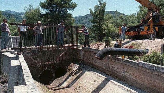 Ενισχύσεις ύψους 500.000 ευρώ στους δήμους Αγιάς, Αριστοτέλη και Σκύρου για έργα υποδομών