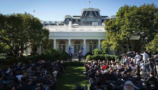 CNBC: Το μήνυμα Τραμπ προς Τσίπρα ήταν ότι η Ουάσινγκτον θα «αυξήσει τις επενδύσεις»