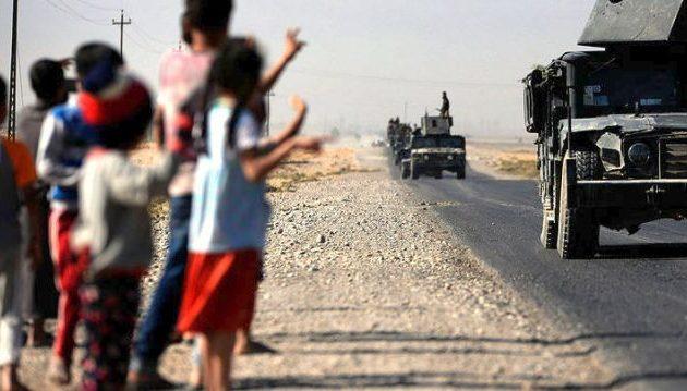 100.000 Κούρδοι εγκατέλειψαν το Κιρκούκ