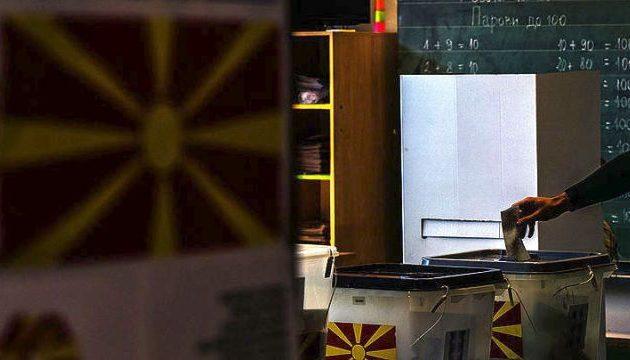 Δεύτερος γύρος δημοτικών εκλογών στα Σκόπια την Κυριακή