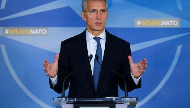 Ο Στόλτενμπεργκ διαψεύδει τις Κασσάνδρες της ΝΔ: ΝΑΤΟ για ΠΓΔΜ μόνο με ολοκλήρωση της συμφωνίας