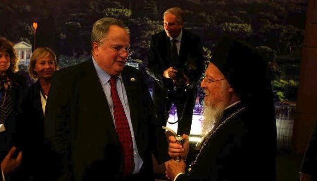 """""""Όχι"""" στον εξτρεμισμό """"ναι"""" στην ανεκτικότητα από τους εκπροσώπους των θρησκειών στην Αθήνα"""