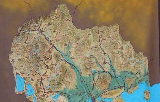 Πρόκληση: Τα Σκόπια ως «Μακεδονία» σε χάρτη της Γενικής Συνέλευσης της CPMR